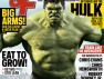 New Hulk Image on the Cover of Muscle & Fitness Magazine