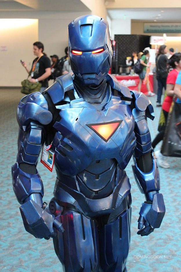 Comic-Con: Over 100 More Cosplay Photos! - SuperHeroHype