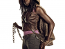 The Walking Dead's Danai Gurira Talks Michonne & Her Zombie Buddies