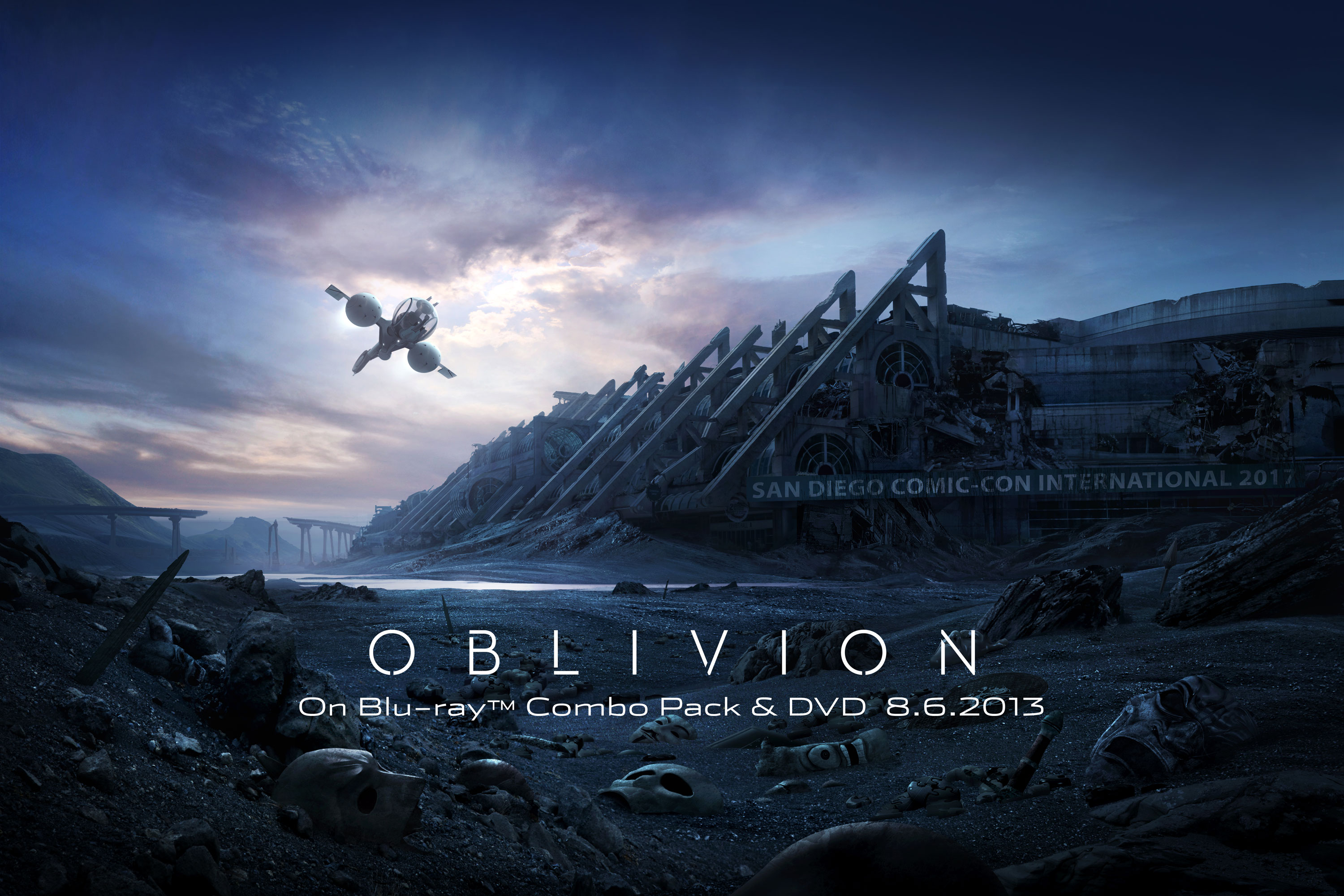 Comic-Con Meets Oblivion in a New Piece of Exclusive Art ...