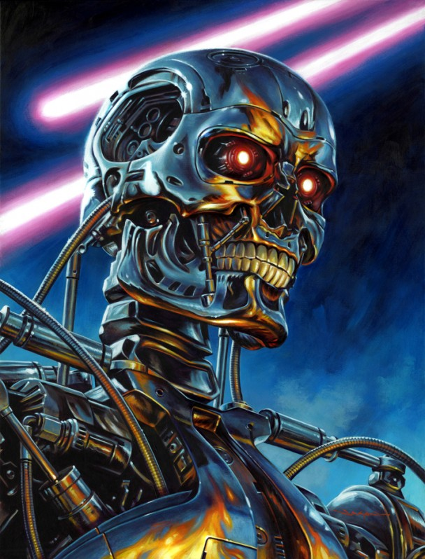 First Look at Terminator and Predator Art for New Mondo Gallery