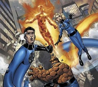 The Fantastic Four Screenplay Completed, More Actors Testing This Month