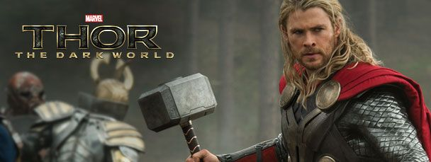 New Behind-the-Scenes Featurette for Thor: The Dark World