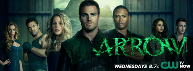 Promo, Images for Episode 2.21 of Arrow Debut