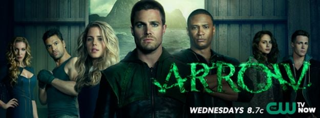 Promo Images for Episode 2.16 of Arrow