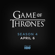 The Trailer for Game of Thrones Season 4 is Here!