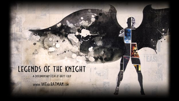 legends of the knight poster