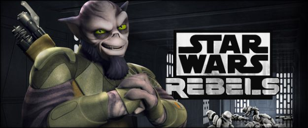 It�s Zeb Versus The Empire in a New Star Wars Rebels Clip