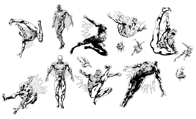 spidey2099-sketches640