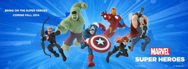 New Disney Infinity: Marvel Super Heroes Trailer Spotlights The Avengers Play Set