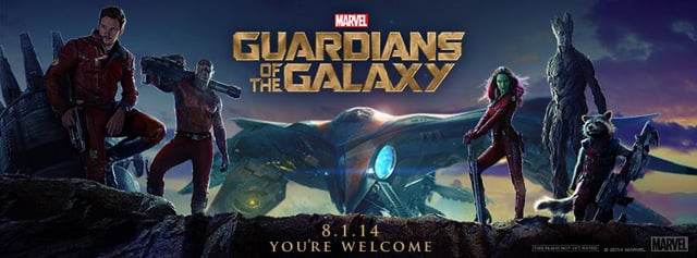 New Poster for Guardians of the Galaxy Debuts, Second Trailer Coming Monday