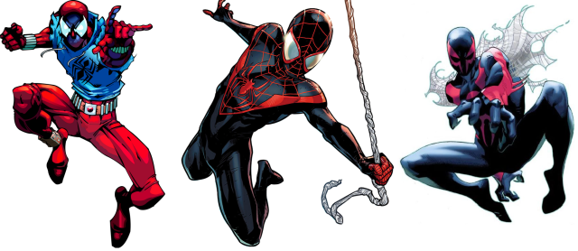 spideys header
