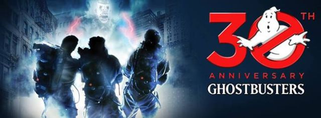 Ghostbusters Getting Theatrical Re-Release and 30th Anniversary Blu-ray Set
