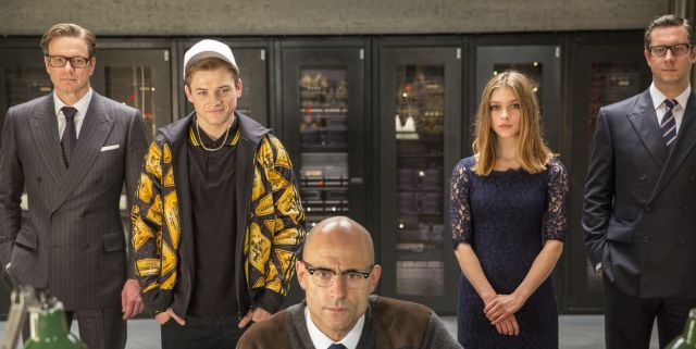 Meet the Characters of Kingsman: The Secret Service in Behind-the-Scenes Videos