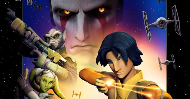 Comic-Con: Two More Clips from Star Wars Rebels Debut