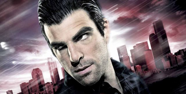 Zachary Quinto Won't Return for Heroes Reborn