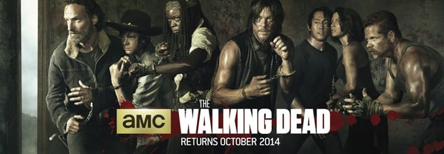 Another Teaser for The Walking Dead�s Fifth Season Debuts
