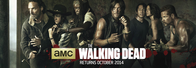New Promo Photos, Season 5 Description for The Walking Dead Released