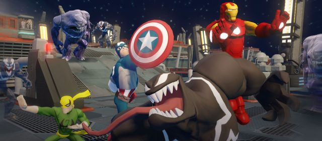 Review: Disney Infinity: Marvel Super Heroes
