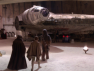 Get Up Close and Personal with Star Wars: Episode VII's Millennium Falcon with an Unlikely Surprise