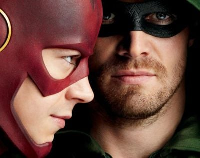 The Flash and Arrow Land on the Cover of TV Guide Ahead of