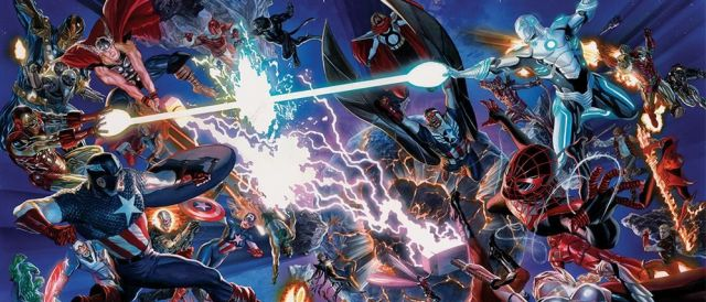 Comics Reveal New Details on the Universe Combining Secret Wars