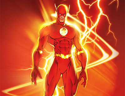 how to become the flash superhero