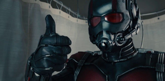 antman screenshot header