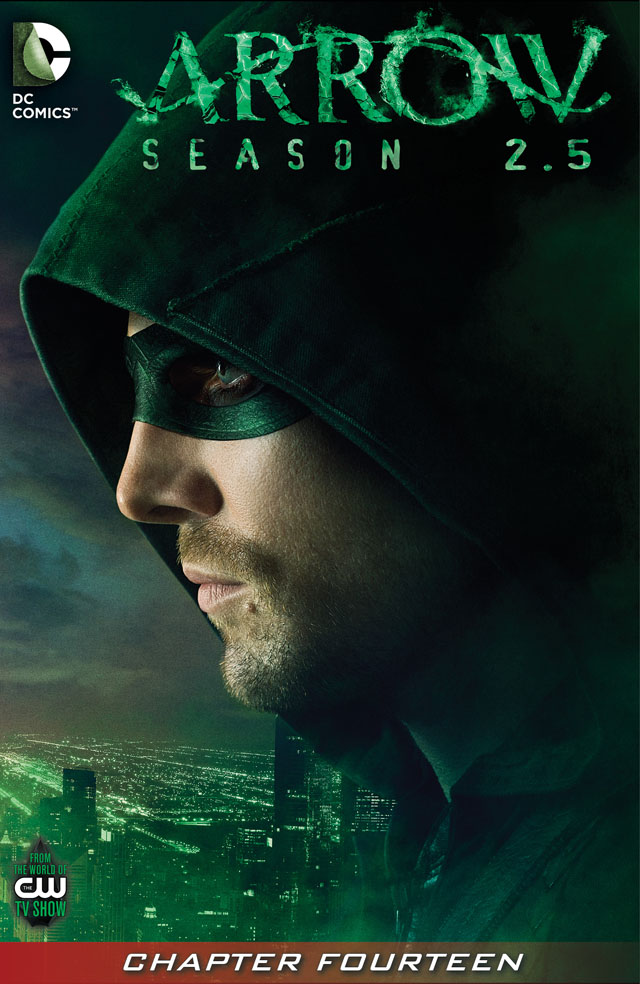 Arrow 2.5 14 SF Cover