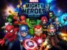 Marvel Announces Co-op Brawler Marvel Mighty Heroes for Mobile Platforms