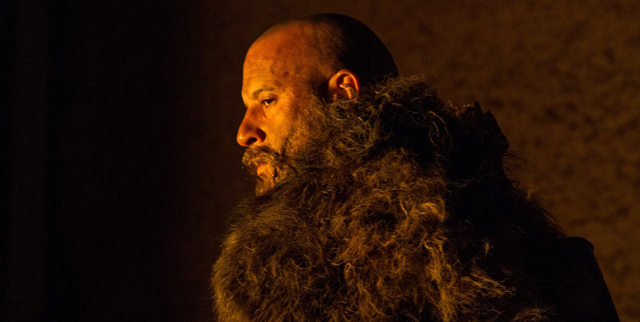Vin Diesel Delivers a Thoughtful Gaze as The Last Witch Hunter