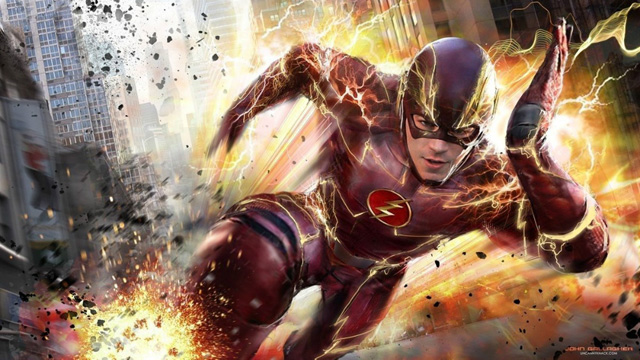 The Flash origins and evolutions