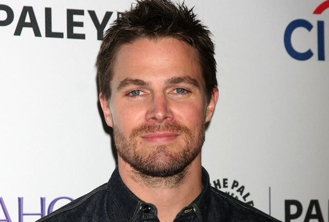 Stephen Amell Casey Jones