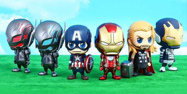 Avengers: Age of Ultron Cosbaby Series