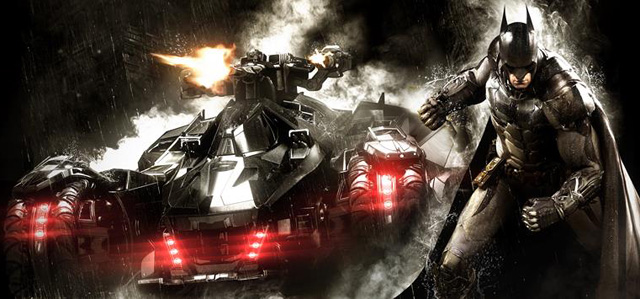 Azrael Teased in New Batman: Arkham Knight Video