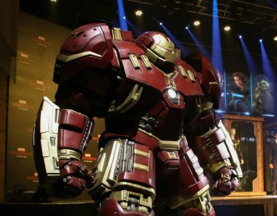 You Can Own A Life Size Hulkbuster Statue For Just 21 500