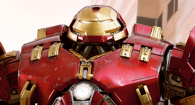 New Avengers: Age of Ultron Trailer Thursday, Hot Toys Hulkbuster Photos