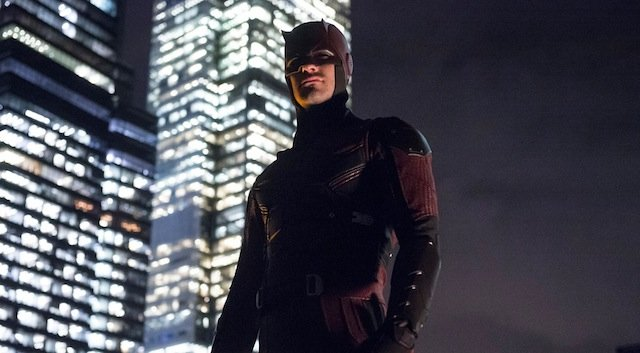 Daredevil Costume Daredevil Season Two