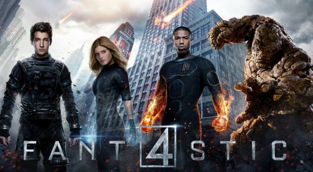 New Fantastic Four Banner and Character Posters Released