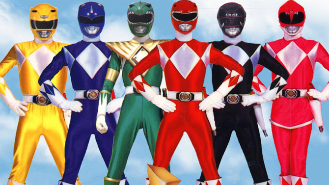 Power Rangers Reboot 2017 Power Rangers Reboot Delayed