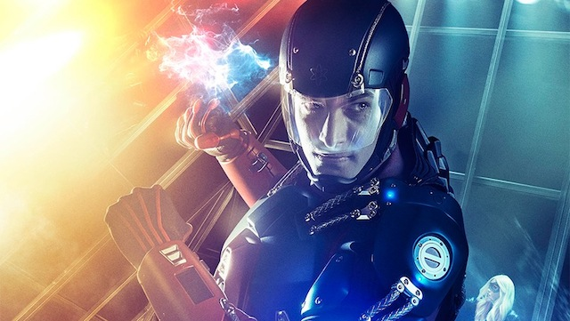 The DC's Legends of Tomorrow Trailer has arrived!