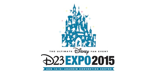 Disney has just revealed new plans for the D23 Expo 2015!