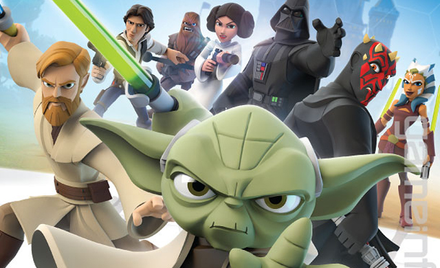 Disney Infinity 3.0 will bring Star Wars characters to the sandbox game!