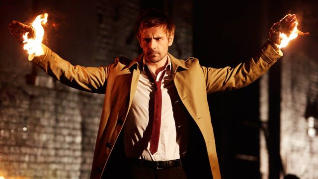 Constantine cancelled at NBC, but the series is looking for a new home elswhere