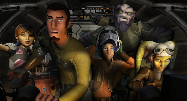 Watch Every Episode Of Star Wars Rebels Online For Free Superherohype