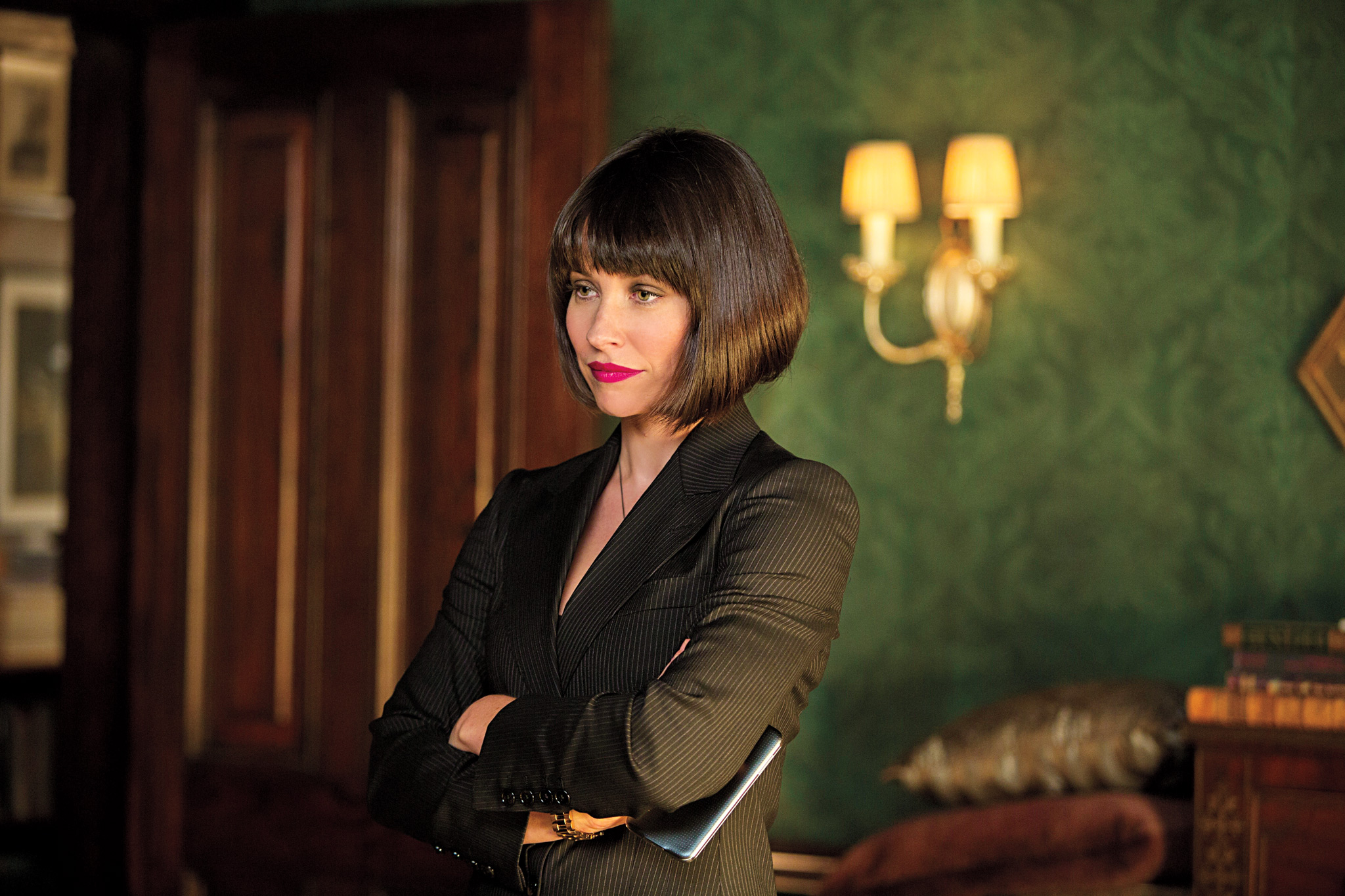 Star Evangeline Lilly introduces Marvel's Ant-Man Micro-Tech Challenge, a contest designed for scientific minded young women.