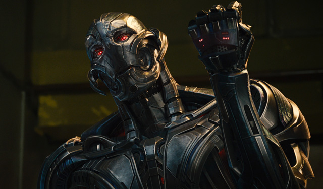 There are No Strings on This Avengers: Age of Ultron Concept Art