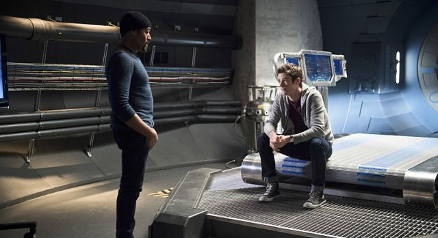 The Flash Season Finale Recap, Fast Enough