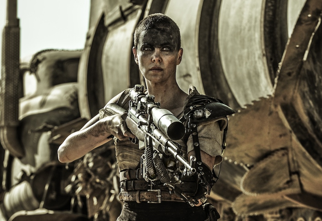 Mad Max: Fury Road Clips