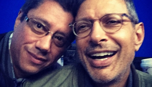 Jeff Goldblum is back as David Levinson in a new set photo from 20th Century Fox's upcoming Independence Day 2, set for release June 24, 2016!